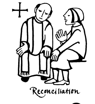 Five Symbols For Each Sacrament